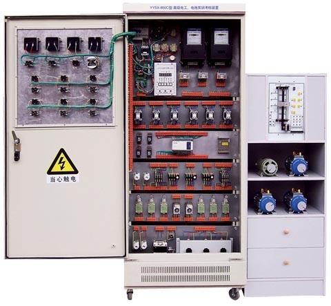 14,电压表,电流表安装电路;                       15,三相四线