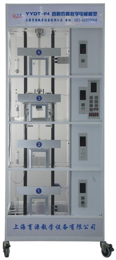 电梯警示灯接线图