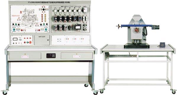 x62w万能铣床电气技能实训考核装置