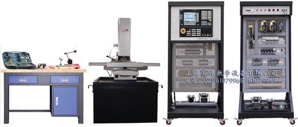 yysk-sx58m 数控铣床综合实训系统/数控铣床装调维修实训系统
