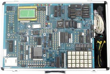 模拟电路实验箱,数字电路实验箱,单片机实验箱,通信箱